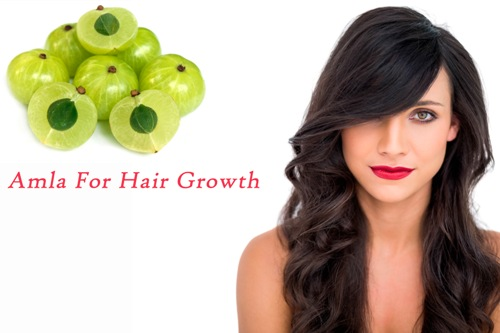Beauty Benefits of amla for hair growth
