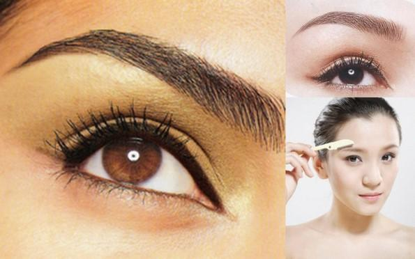 Beauty Tips : Home Remedies To Thicken Scanty Eyebrows
