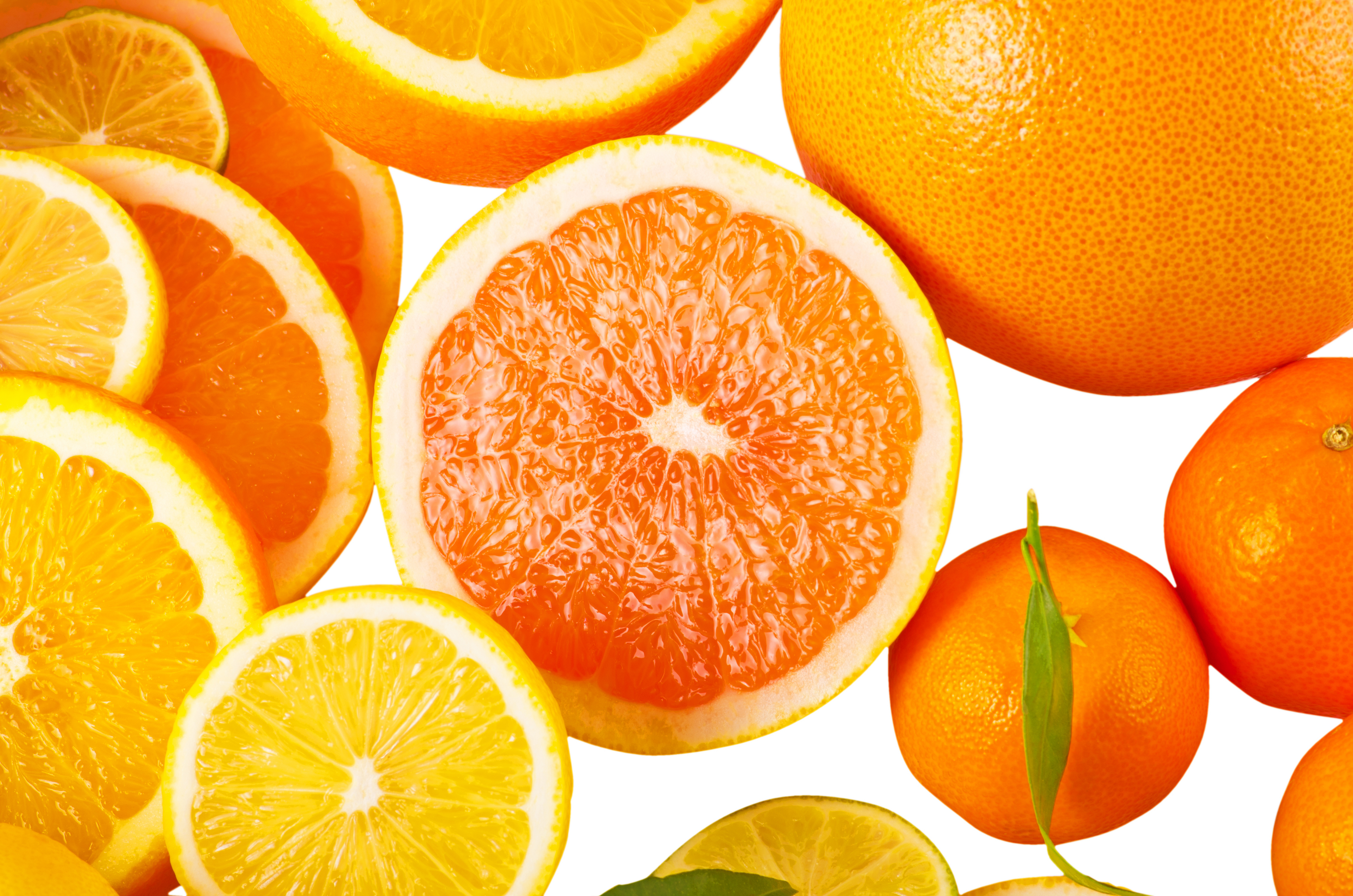 Excellent Benefits Of Citrus Fruits On Our Body