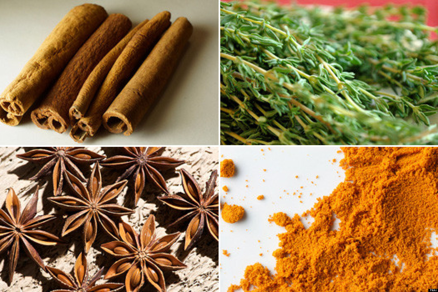 7 Top Healing Herbs And Spices