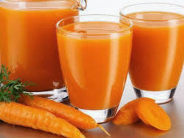 7 Beauty Benefits Of Carrot juice