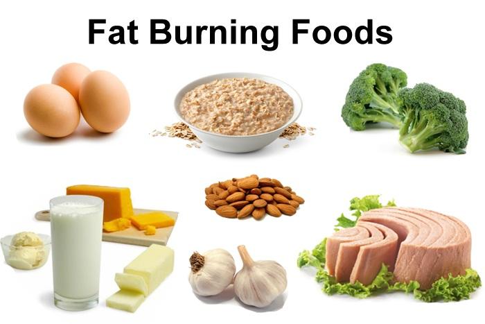 7 Best Foods That Burn Calories
