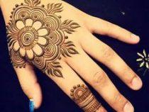10 Beautiful Arabic Style Mehndi Designs